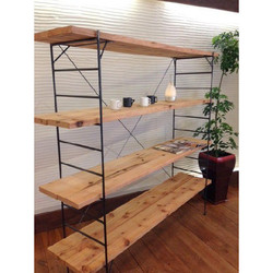 Ladder Shelf 杉無垢材 1