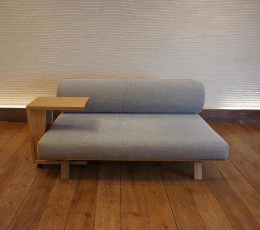 Side Table E ナラ無垢材 2