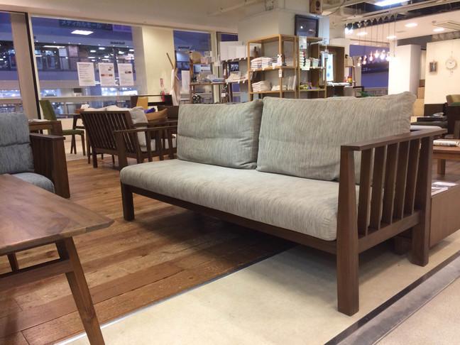 チーク材商品  Sofa Wood JJ