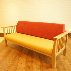 Sofa Wood JJ 3P 5