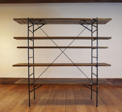 Ladder Shelf 1