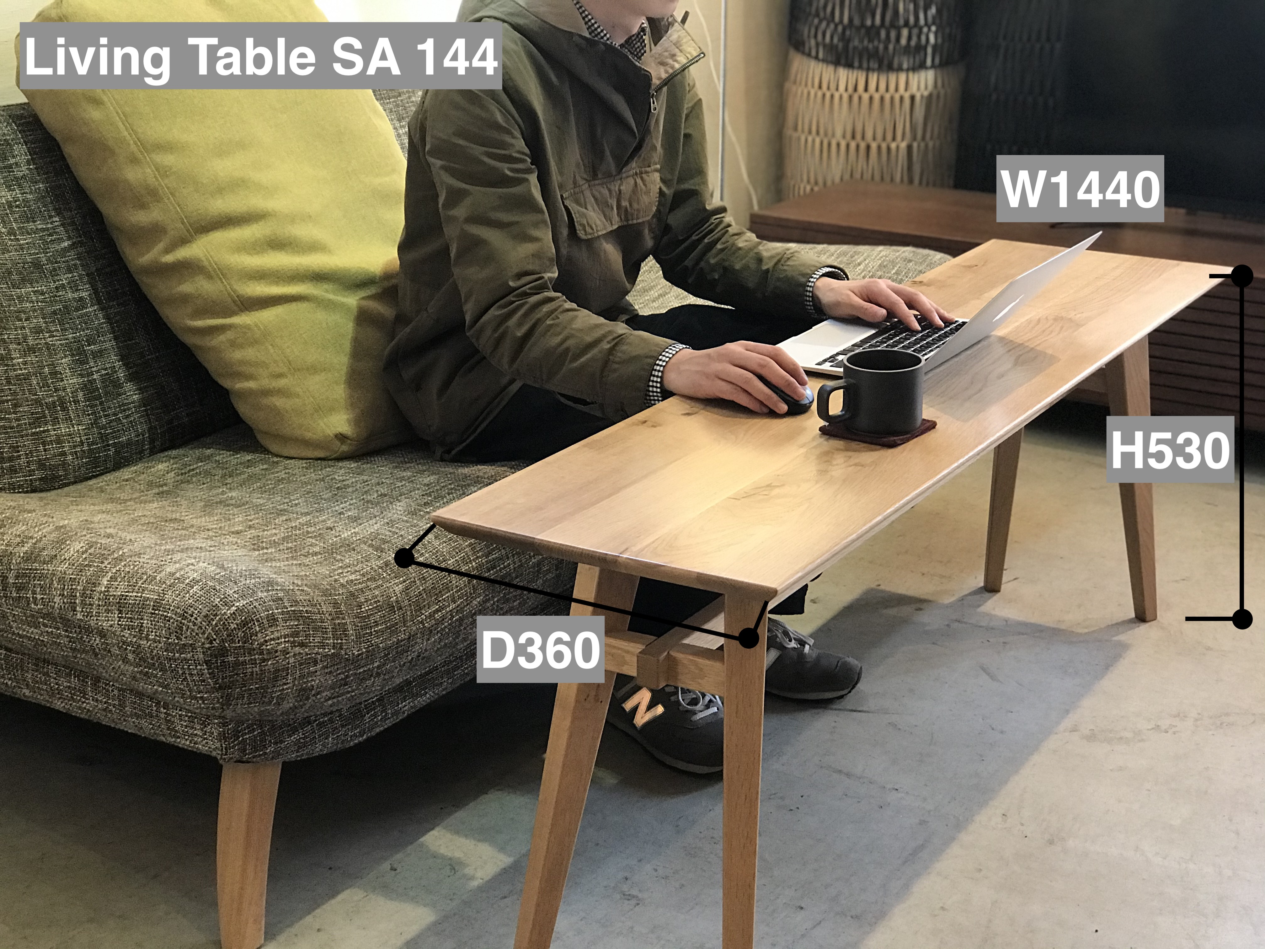 Living Table SA 144