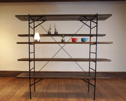 Ladder Shelf 4