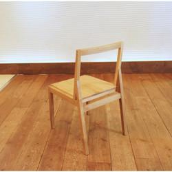 B Chair W 4