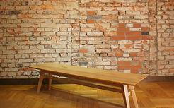 Sofa Table SA ナラ無垢材