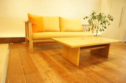 Sofa Wood JJ 9