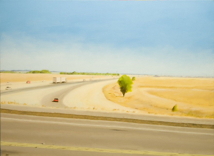 Central Valley Diptych 2
