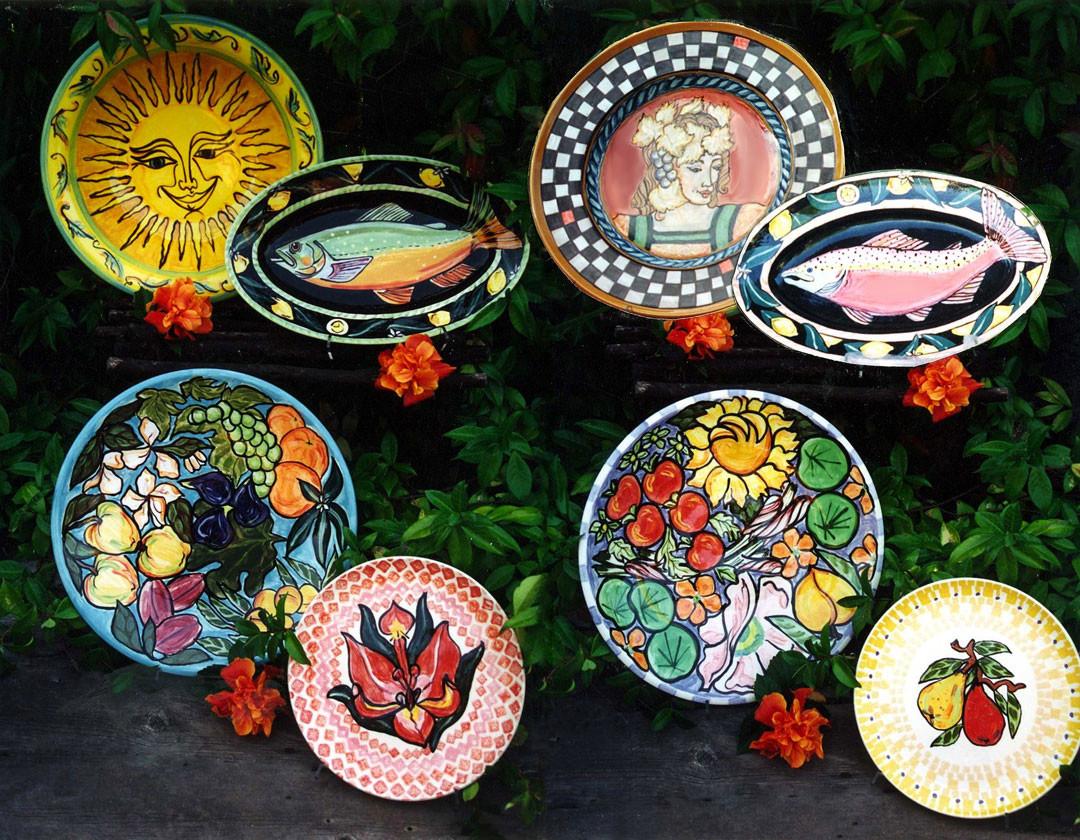 Piattini Serving Platters