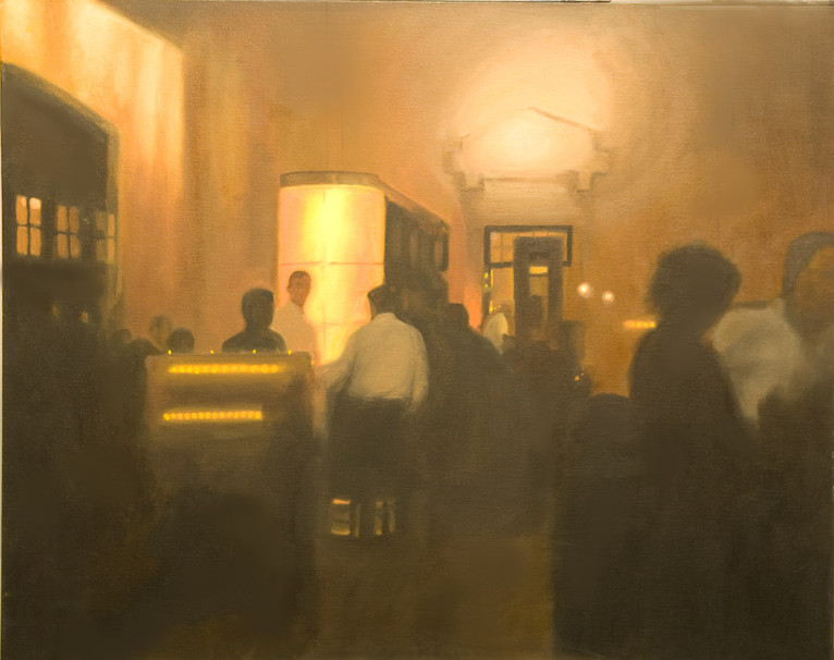 Bar On The Mezzanine