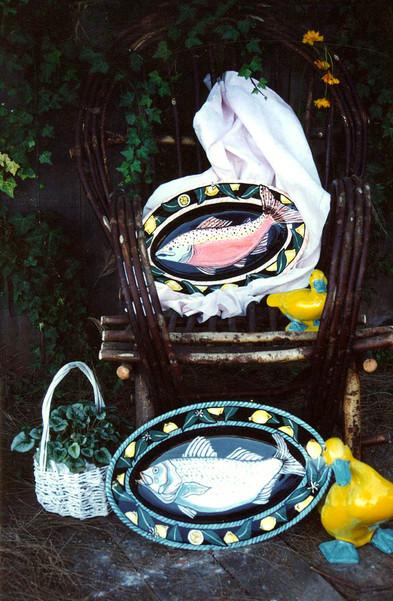 Piattini Ceramics
