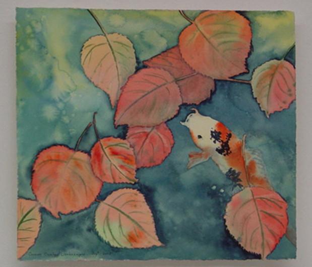 Autumn Koi
