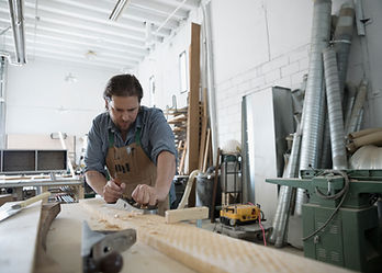 Male Carpenter