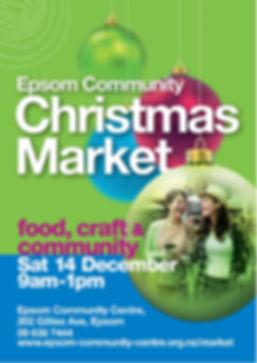 2019.11 Epsom Community Christmas Market