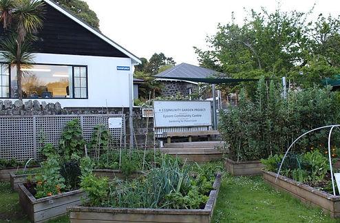 Epcom Community Garden