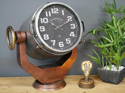 Search Light Clock **Please Read Listing**