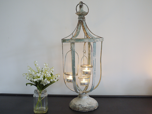 Rustic Charm Candle Holder **Please Read Listing**