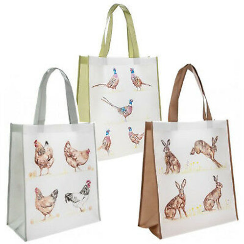 Country Shopping Bag