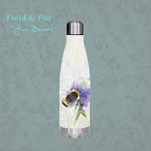 Bee On Clover 500ml Double Wall Insulated Bottle