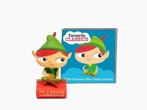 Peter Pan & Other Classics - Tonie