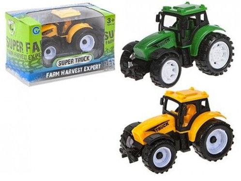 Super Truck Toy Tractor