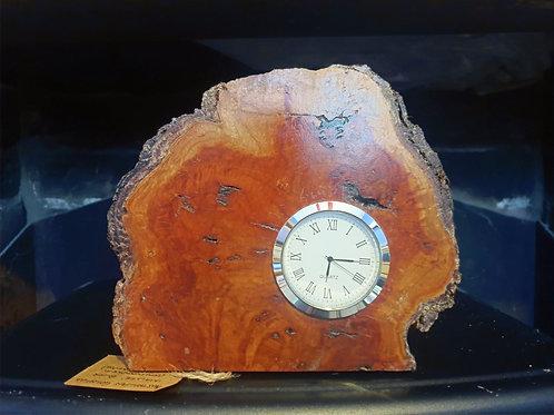 Autralian Goldfield 'Mallee' Burr Clock