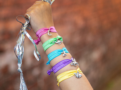 Children's Stretch Bracelets (Multiple Designs)
