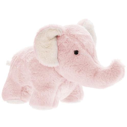 Pink Fluffy Elephant Doorstop