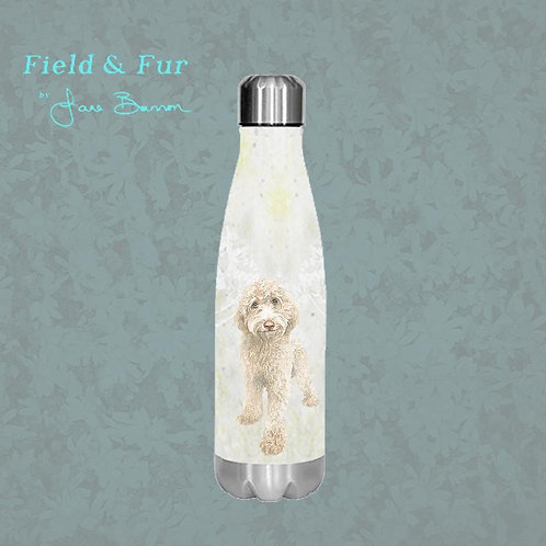 Labradoodle 500ml Double Wall Insulated Bottle