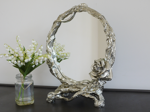 Rose Vine Dressing Table Mirror **Please Read Listing**