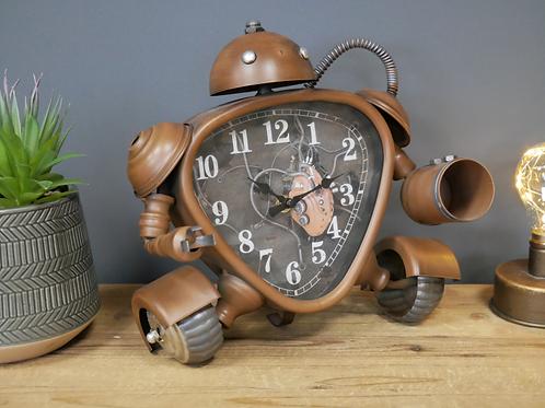 Tic Toc Robot Clock **Please Read Listing**