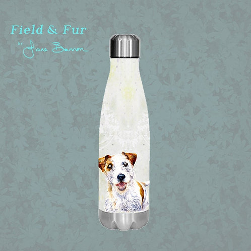 Jack Russel 500ml Double Wall Insulated Bottle
