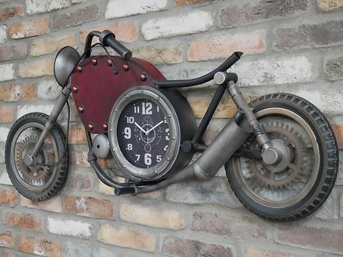 Motorbike Clock **Please Read Listing**