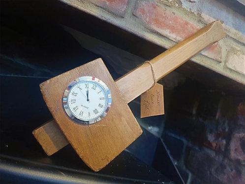 Mallet Clock