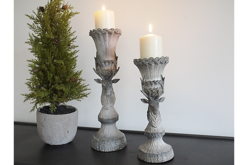 Chic Stag Candle Holder **Please Read Listing**