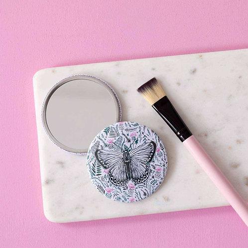 Butterfly Pocket Mirror