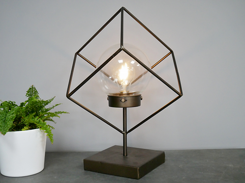 Unique Style Industrial Lamp **Please Read Full Listing**