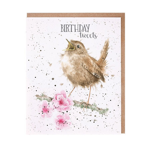 Wrendale Birthday Card