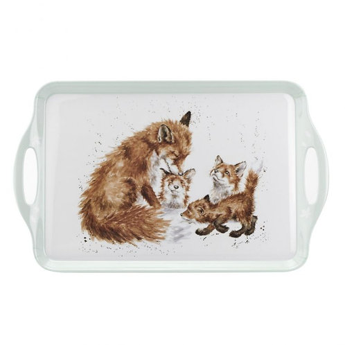 Pre Order Wrendale Large Fox Tray