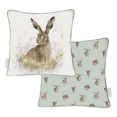 Large Statement Hare Wrendale Cushion