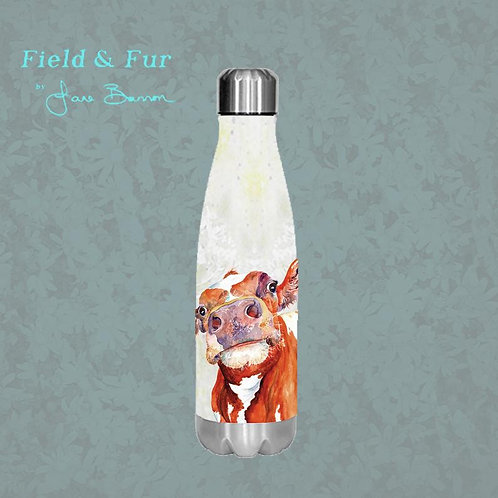 Cow 500ml Double Wall Insulated Bottle