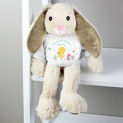 Personalised Easter Bunny - Meadow