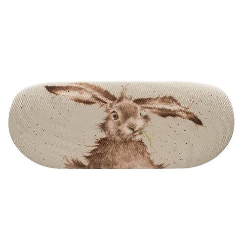 Wrendale Hare Glasses Case