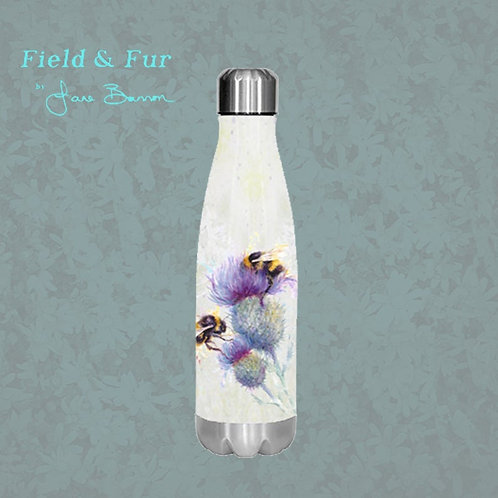 Bess On Thistle 500ml Double Wall Insulated Bottle