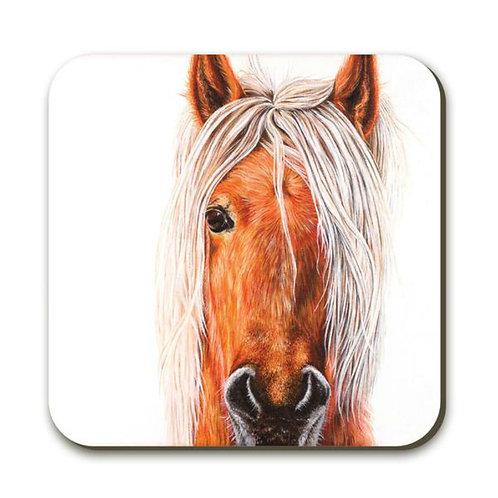 Dartmoor Pony Coaster