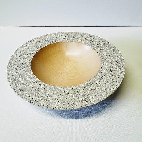 Stone Effect Bowl