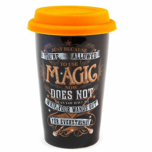 Harry Potter 'Magic' Travel Mug