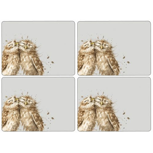 Wrendale Large Owl Placemats