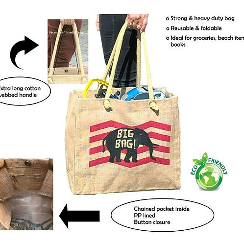 Grand Sac - Eco Shopping Bag