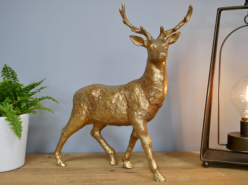 Golden Stag **Please Read Listing**