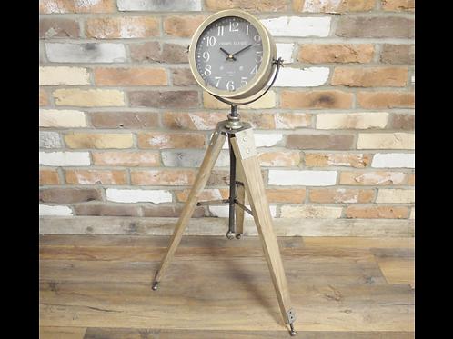 Tripod Clock **Please Read Listing**